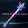 WD-06 / Star wand with 6cm ball & 3 blinking modes
