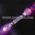 WD-11 / Flashing double end disco ball wand