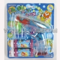 BB-02B / Flashing Bubble Gun with 4 LED