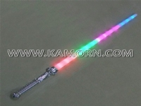 SW-09 / 13 LED flashing sword with 3 flash modes