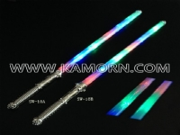 SW-10A & SW-10B / 6 LED sword with 3 flash modes